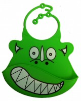 Catch All Baby and Toddler Bib - Deano Dinosaur