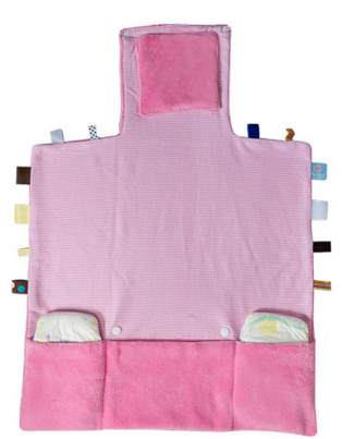 Changing pad - Easy Changing (70x50cm) Blossom Pink