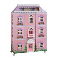 Teamson London Mansion Dolls House