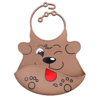 Catch All Baby and Toddler Bib - Dylan Dog