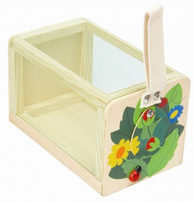 Wooden Insect Observation Box