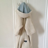 Cotton Knitted Travel Sacks