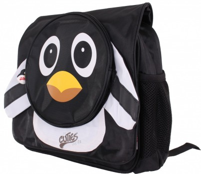 Peko the Penguin Soft School Backpack