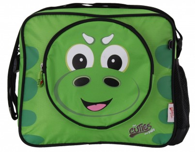 P-Rex the Dinosaur Soft Shoulder Bag