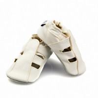 Infant Summer Sandals - White