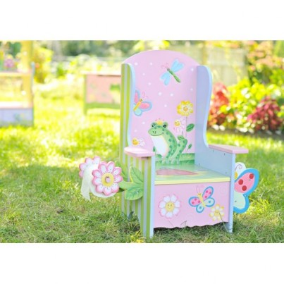 Teamson Magic Garden Potty Chair