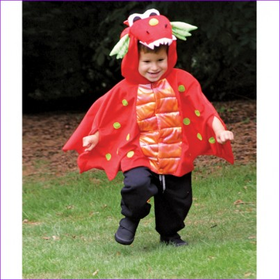 Blaze Dragon Costume