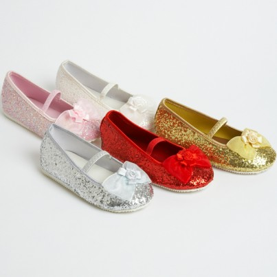 Gold Party Shoes