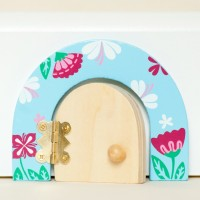 Flora the Flower Fairy Fairy Door