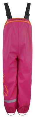 Koster Rain Dungarees Unlined Pink/Orange