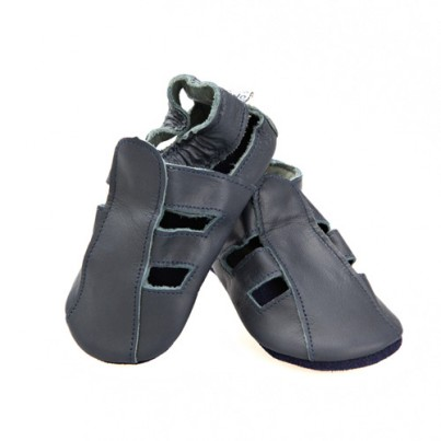 Infant Summer Sandals - Navy