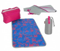 Babymule Essentials kit - Pink & Blue