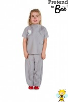 Dentist Uniform for Kids by pretend to bee