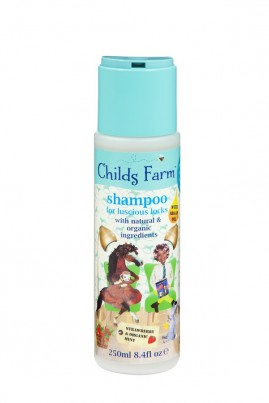 Groomed to perfection! Shampoo for luscious looks