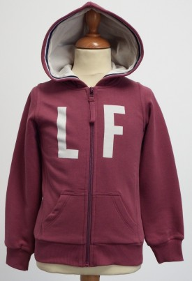 Pulteney Point Hoodie - Pershaw Plum