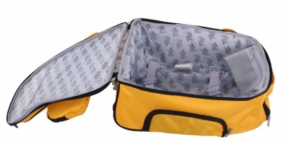 Cazbi the Bee Soft Trolley Case