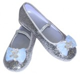 Silver Party Shoes