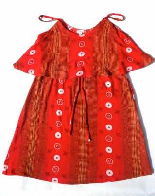 Maasai Lizzy Dress