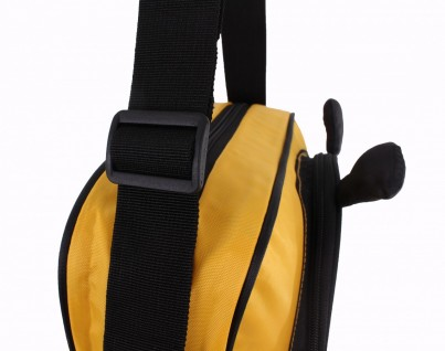 Cazbi the Bee Soft Shoulder Bag