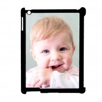 Personalised iPad 2/New iPad Case Add Your Own Picture & Text