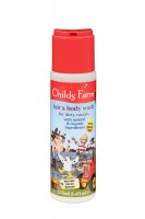 Caked in mud! Hair & body wash for dirty rascals