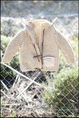 WOOLEN SWEATER CREAM