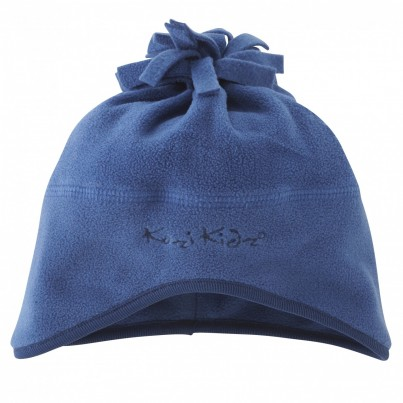 Microfleece Hat Blue
