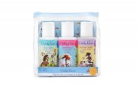 Top-to-toe cleaning kit for kids