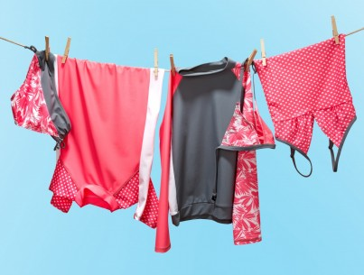 The popstar pink collection - sweetheart prints and tropical prints!