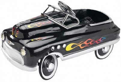 Comet Hot Rod Pedal Car
