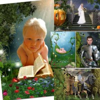 Fairytale Portrait: Fantasy Collection (10 to choose from)