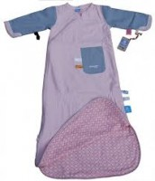 Pale Pink 3-9 months Sleeping Bag