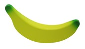 Role Play Fruit - Wooden Banana (3 pieces)