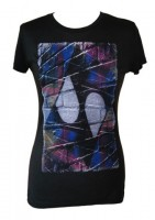 Women's Graffiti Wall T-Shirt
