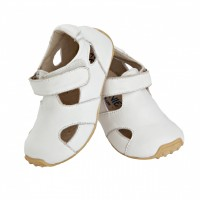 Junior Sandals - White