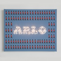 London Guards Personalised Canvas