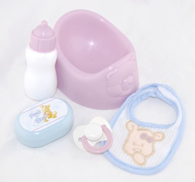 Dolls Potty Set