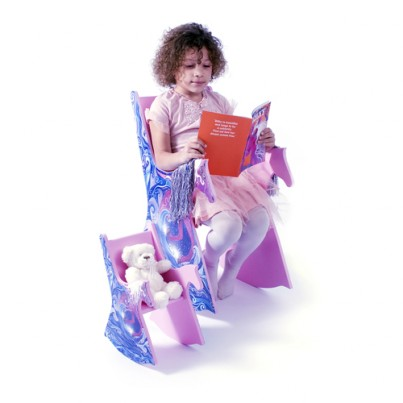 Silky the Pony Rocking Chair & Dolly Chair Silky the Pony