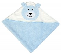 BEAR BATH TOWEL