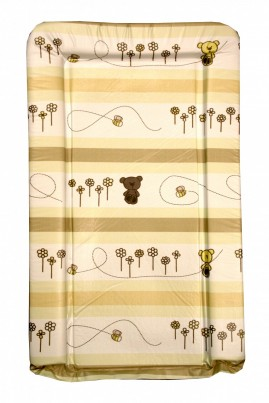 Changing mat - BUMBLE & BEAR design. UNISEX