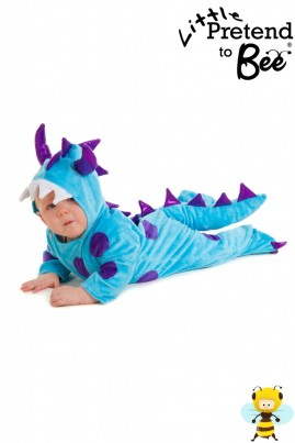 Little Moster supersoft all in one suit.