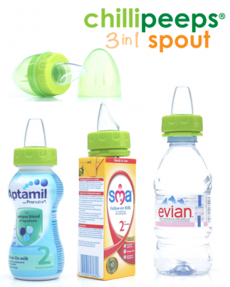 Chillipeeps NEW 3in1 Spout
