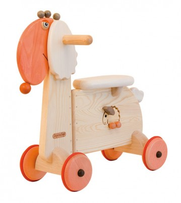 Janoschik Molly Sheep wooden Ride on Toy