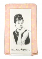 Changing mat - iconic Audrey Hepburn design