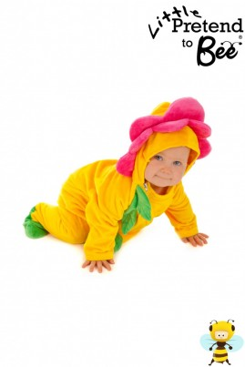 Little Flower All in one Cuddlyness for your little one