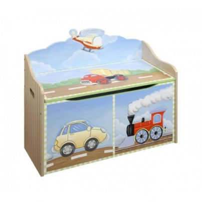Teamson Transport Toy Box