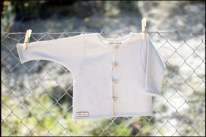 COTTON JACKET CREAM