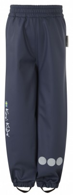 PU Essential Over Trousers Unlined Navy Blue