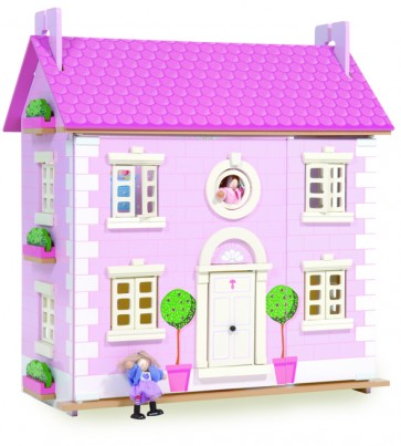 Baytree Dolls House with Furniture