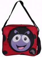 Polka the Ladybird Soft Shoulder Bag